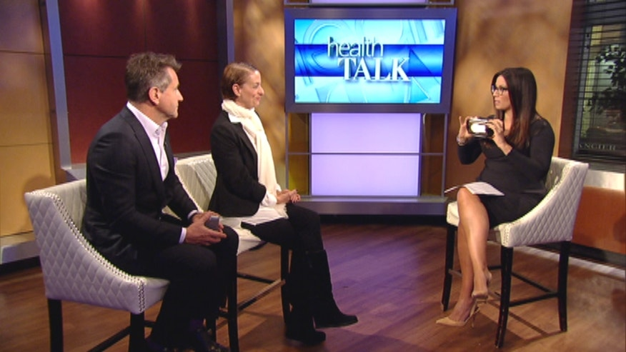 To improve cancer care, 'Shark Tank' star Robert Herjavec has set out to unveil innovations from rising entrepreneurs. He sits down with Fox's Julie Banderas to share what he discovered