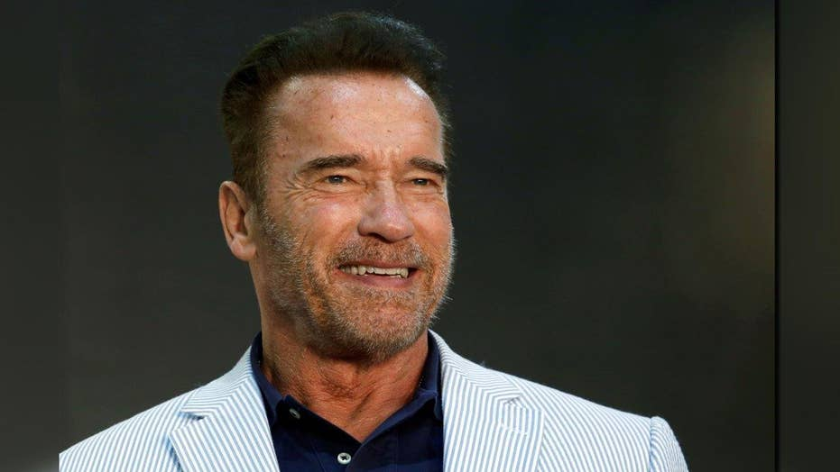 arnold schwarzenegger on trump i wanted to smash his face fox news