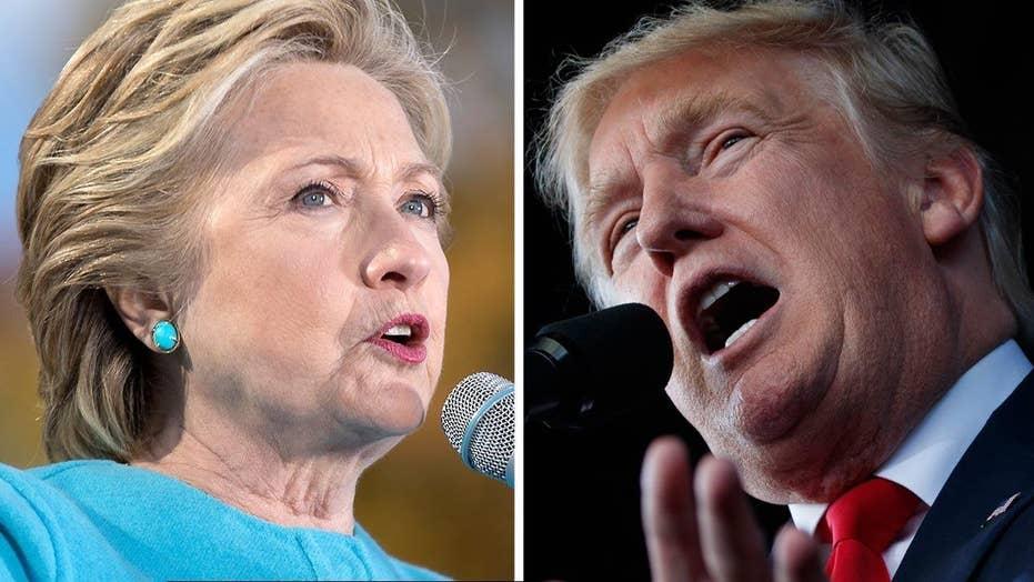 Clinton, Trump campaigns adjust strategies in final stretch