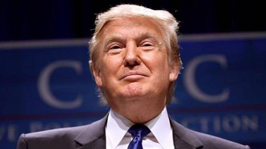 Analyzing criticism of the media and Donald Trump