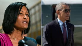 Cheryl Mills knew the president had received work emails from Hillary's personal email address; Ed Henry takes an in-depth look for 'Special Report'