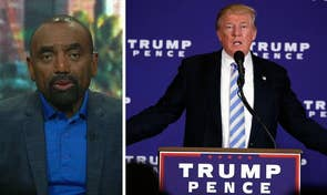 Alan Colmes vs: Rev. Jesse Lee Peterson on why he believes the women accusing Donald Trump of sexual assault are trying to simply bring down his Presidential run