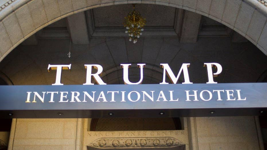 Trump brand a casualty in war for the White House