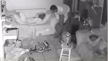 Raw video: Florida police release surveillance footage of home invasion