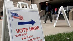 A rash of reports are emerging on social media from Texas residents who claim machines have switched their votes from Donald Trump to Hillary Clinton – though local officials are pushing back and saying many of these incidents are due to human error.