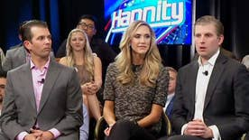 Part two of the 'Hannity' town hall with conservative millennial voters featuring Donald Trump Jr., Eric Trump and Lara Trump