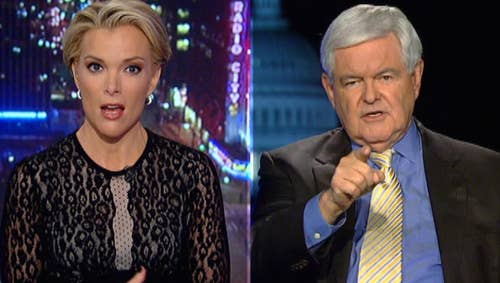 Fiery Kelly-Gingrich interview lights up social media