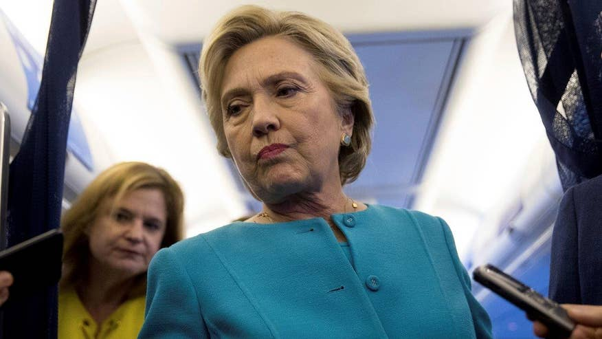 Ex-top aide admitted there were 'no good answers' about Hillary Clinton's private email server use after the New York Times exposed it for the first time. Fox News' Ed Henry reports for on this and more revelations 'On the Record'