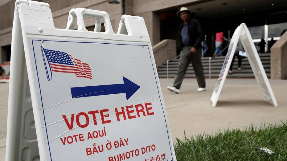 Texas voters say votes changed, officials blame user error