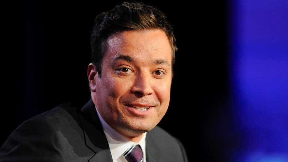 Report: NBC concerned with Jimmy Fallon's drinking