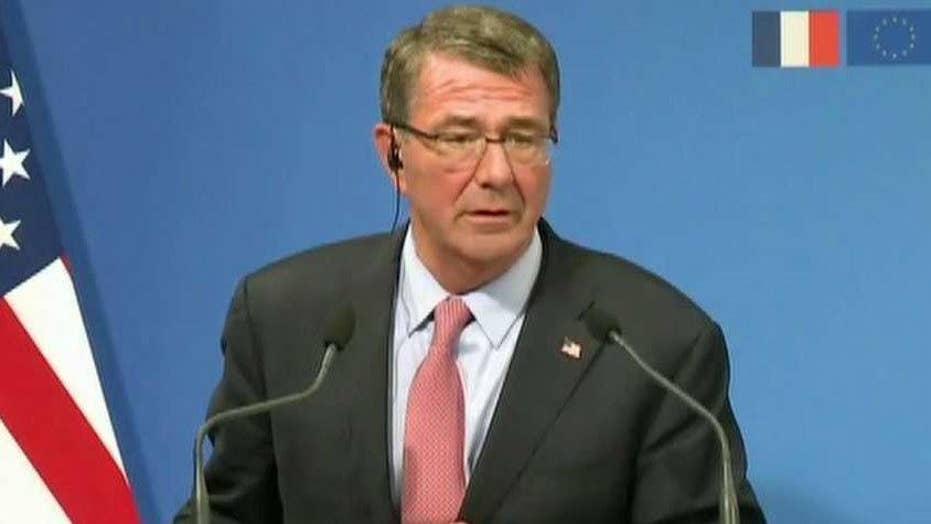 Sec. Carter orders Pentagon to suspend repayment of bonuses