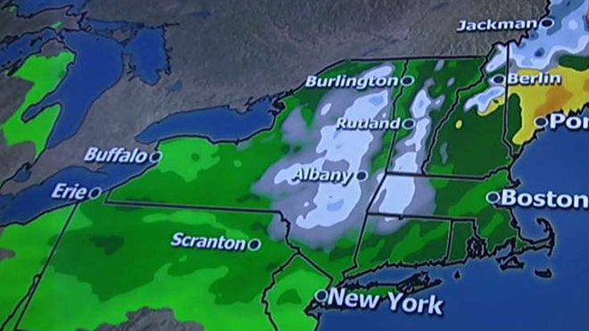 Fox  meteorologist on what New Yorkers can expect