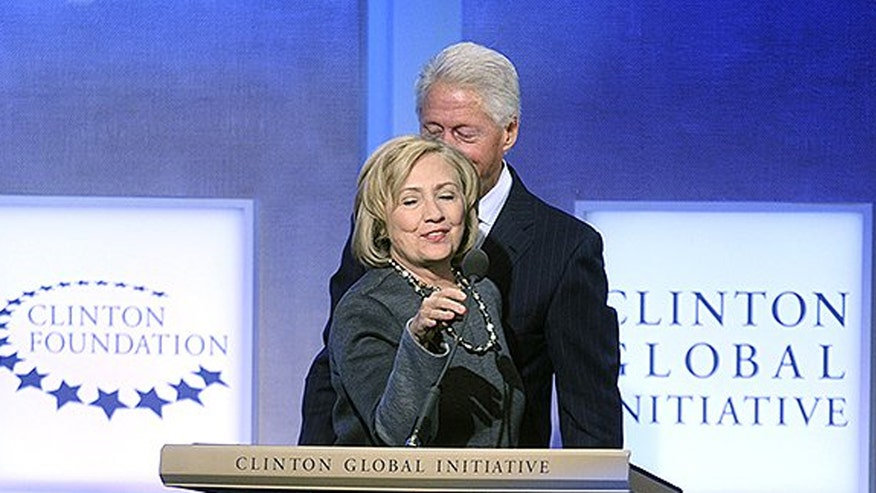 Latest group of emails focused on Clinton Foundation, Bill Clinton