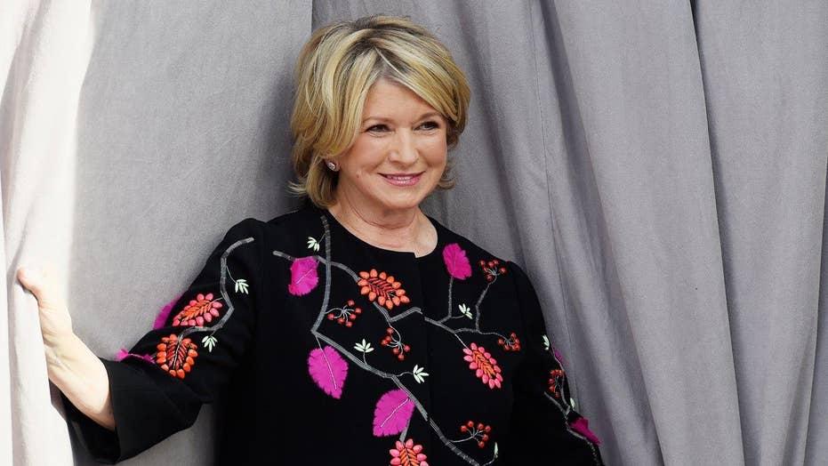 Martha Stewart likes nude beaches