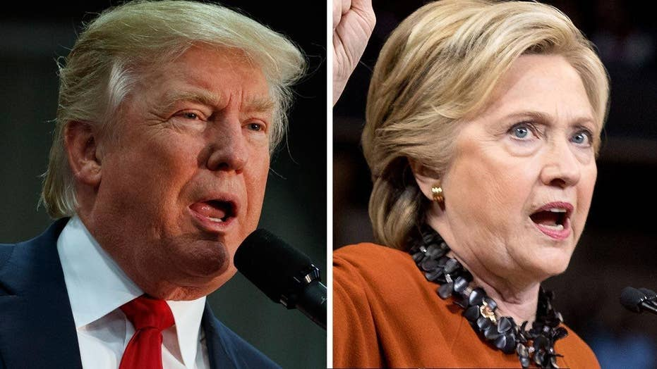 Breaking down difference in media coverage of Trump, Clinton