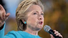 New polls show Clinton gaining ground in key swing states