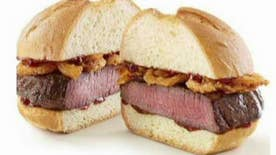 Will customers buy venison from a fast food place?