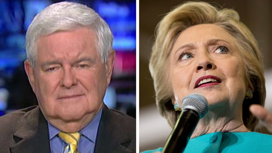Former House speaker discusses the controversies surrounding Clinton, Obamacare woes, the state of the race