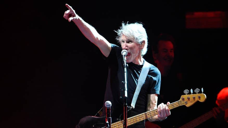 Fox411: Report- Pink Floyd frontman's opinions on Israel behind move