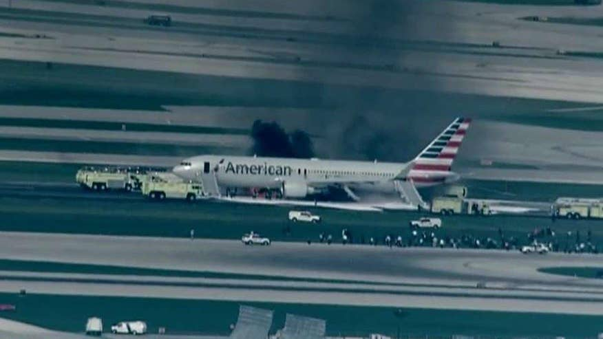 Passengers removed from American Airlines flight