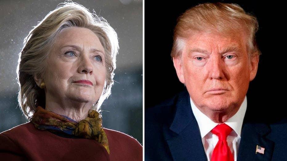 Trump Foundation vs. Clinton Foundation