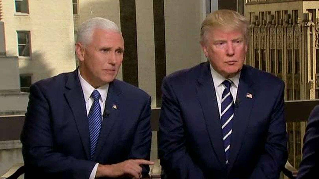 Trump, Pence seek Cuban American vote, vow to repeal Obama's Cuba deal