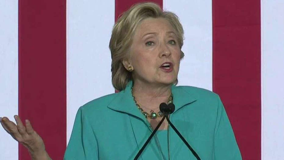 Clinton campaign demands answers from FBI Director Comey
