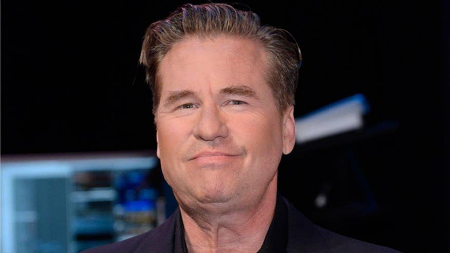Fox411: Actor Michael Douglas says 'things don't look too good' for former co-star Val Kilmer