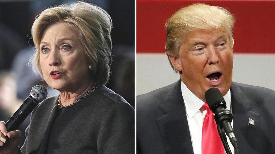 Trump campaign revitalized with Clinton probe