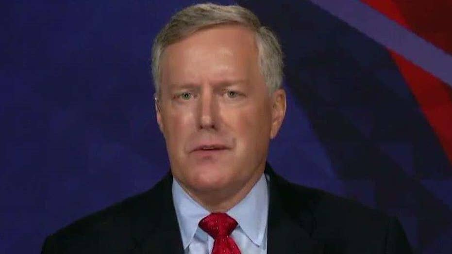 Rep. Mark Meadows: I respect Comey for being man of his word