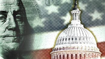 US budget deficit widens to $399B from $208B a year earlier