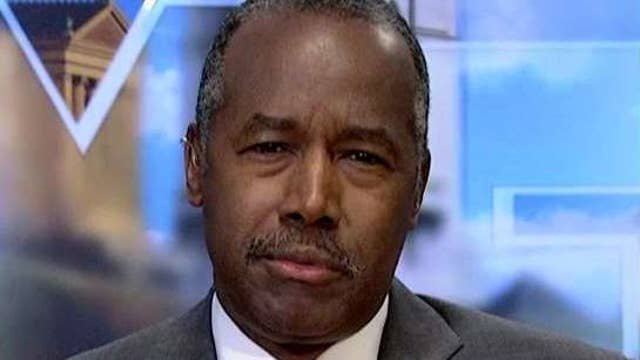 Carson: Clinton facing worse than Watergate if elected