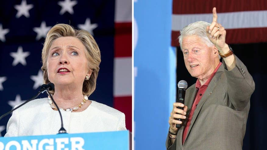 Bill Clinton lined up millions from foreign leaders as Hillary's aides held back information; Ed Henry goes in-depth for 'Special Report'