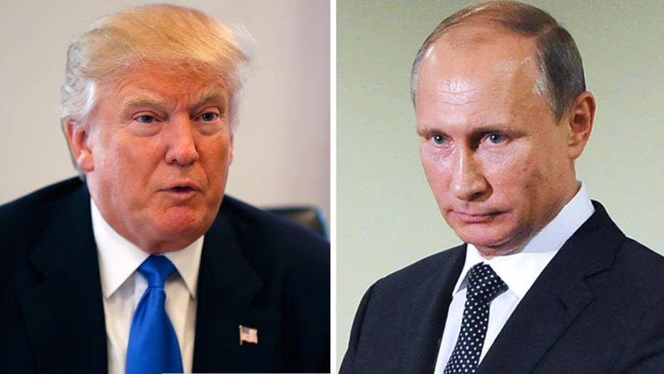 Source: Feds probe possible tie between Trump allies, Russia