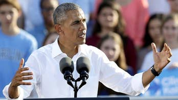 No, Mr. Obama, it's not sexism that's turning the tide against Hillary Clinton