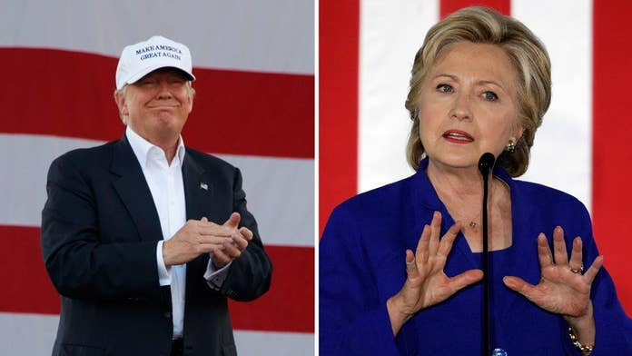 Trump, Clinton make final push for Florida in last days of campaign
