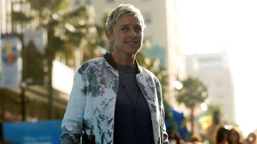 Fox411: DeGeneres said after she came out, she was in big trouble