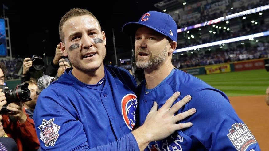 Cubs defeat Cleveland Indians in Game 7 thriller