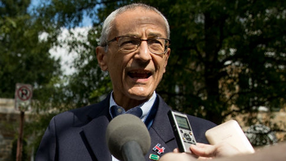 Emails show link between Justice official and Podesta
