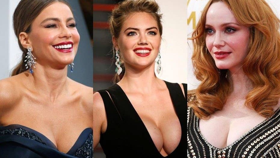 Cleavage is out!