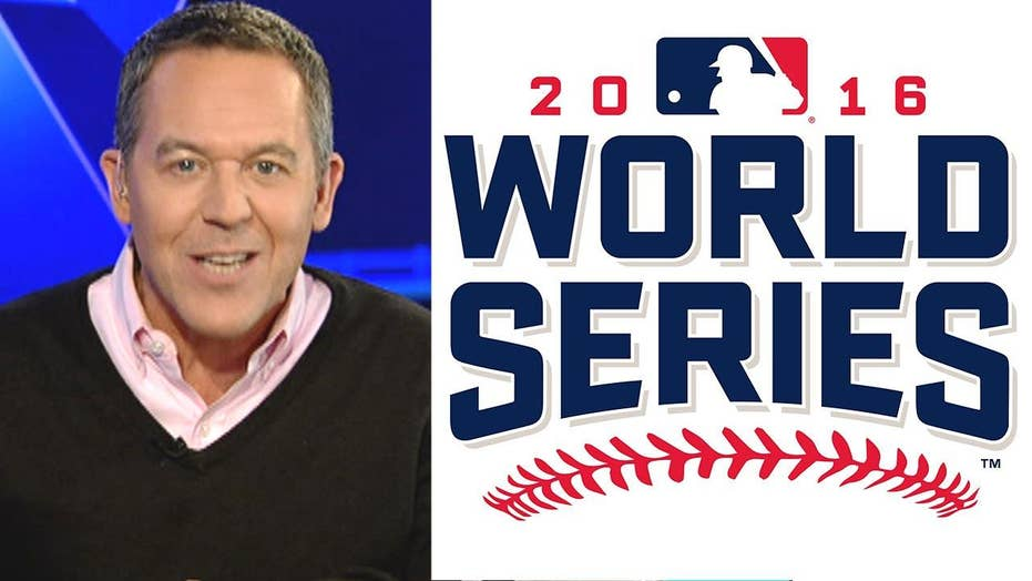 Gutfeld: Thank goodness for the World Series