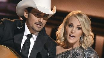 CMA Awards' shocking political jabs, from mocking Clinton's memoir to teasing Trump's tweeting