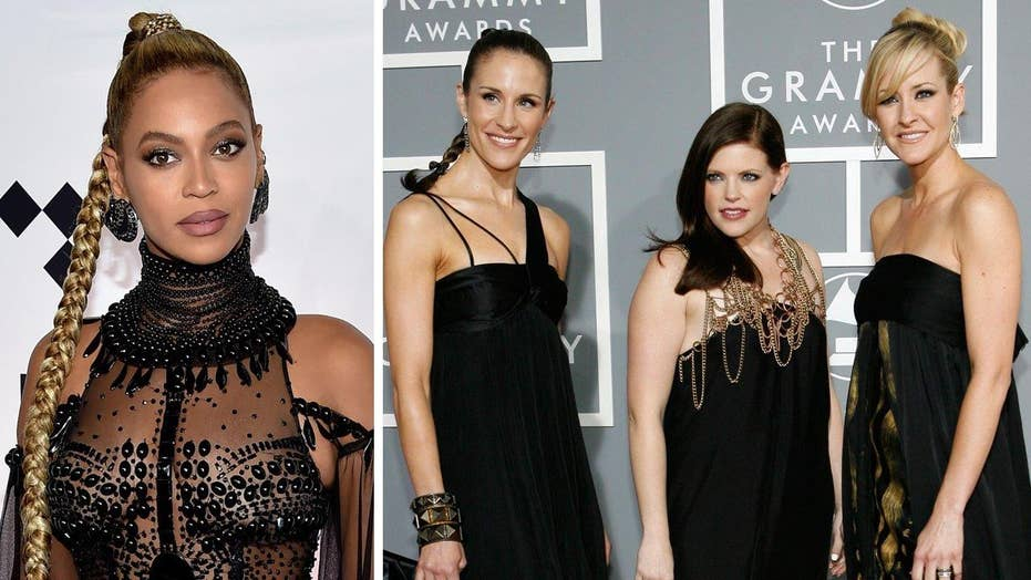 Beyonce, Dixie Chicks slammed for CMAs performance