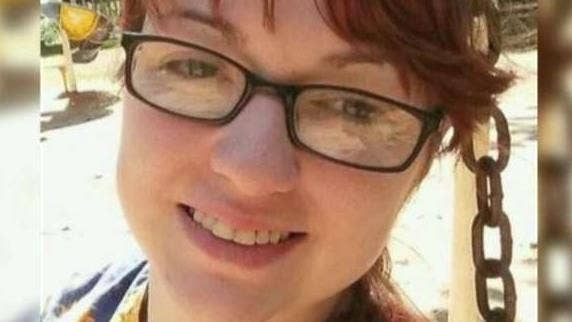 Body Found Woman Chained Like Dog