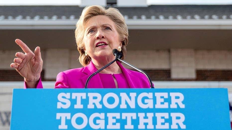 FBI casting dark shadow on Clinton campaign