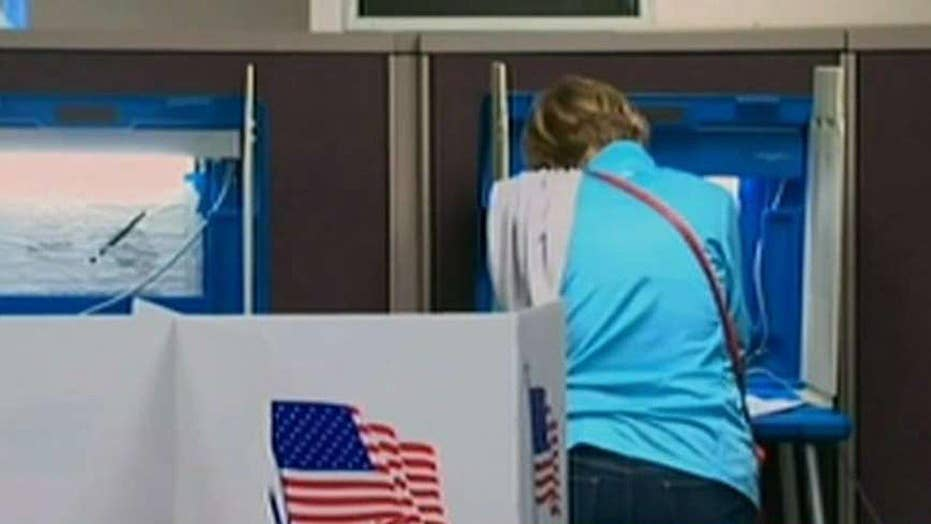 Growing concerns about mass cyberattack on Election Day