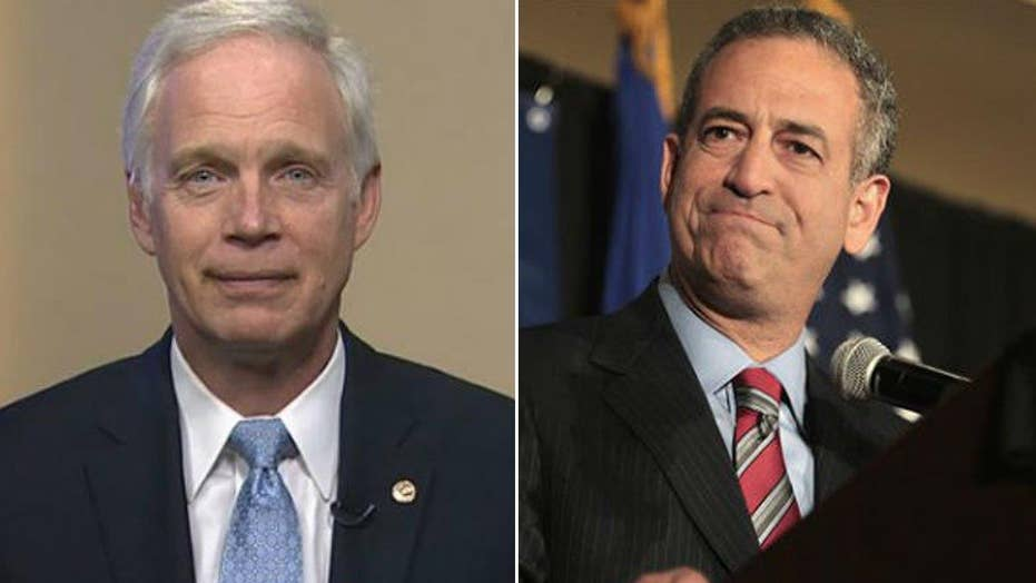 Sen. Johnson: Feingold's entire campaign has been false