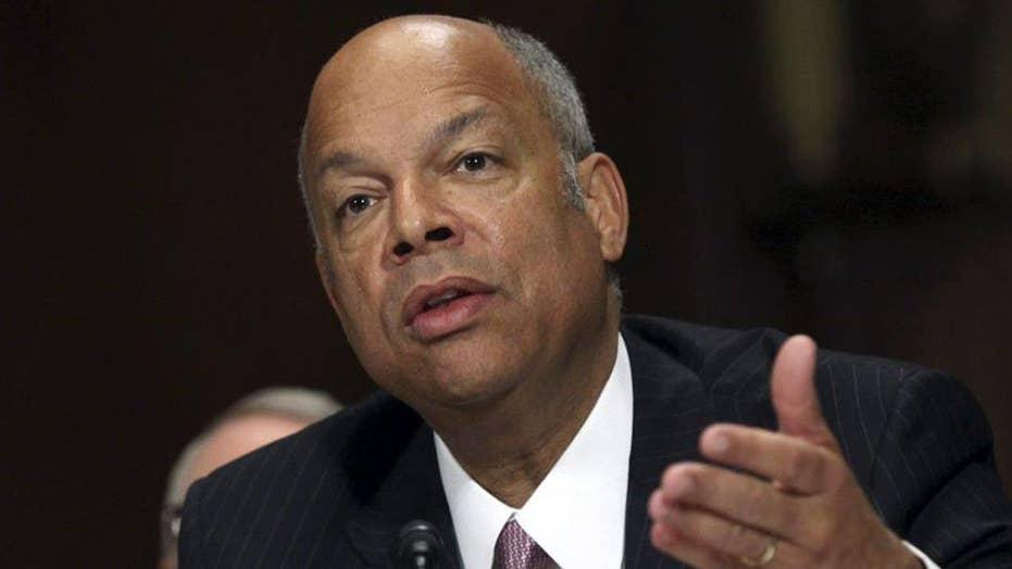 Homeland Security secretary addresses election cybersecurity
