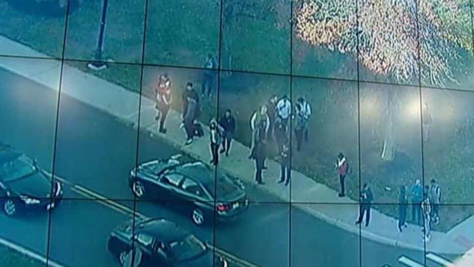 Report: Stabbing at Rutgers Business School