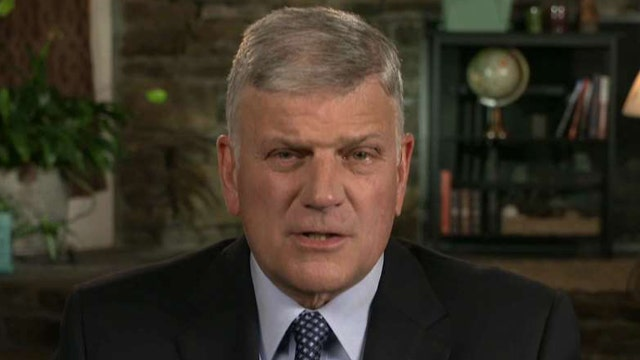 Rev. Franklin Graham talks faith and the voting booth